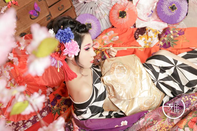 インスタ女子に大人気!京都でできる花魁体験の魅力とは?