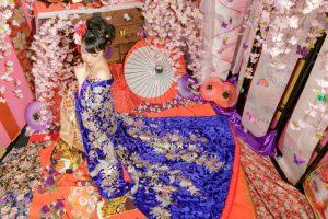 3月!春先に京都の花魁体験してみませんか?