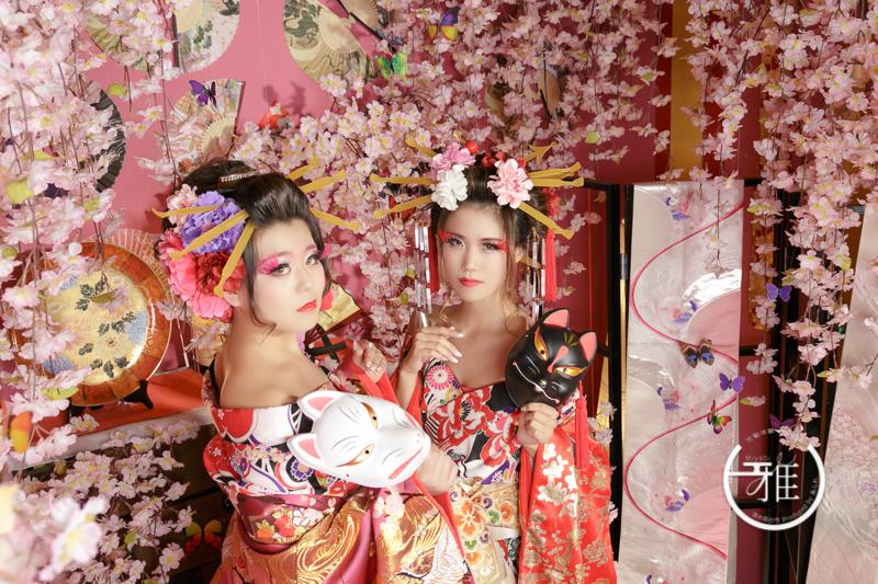 母娘2人で京都旅行なら、雅での花魁体験がおすすめな3つの理由