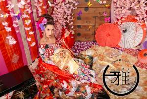 30代の大人女子におすすめの花魁衣装の色ランキングBEST3!