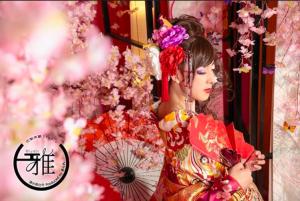 京都の祇園で本格女装ができる!美しい花魁になってみませんか?