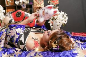 京都のインスタ映え着物は花魁で!オトナ女子の支持率が高い写真7選
