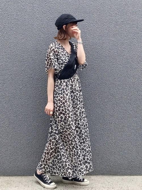 夏の京都デートにおすすめのコーデ